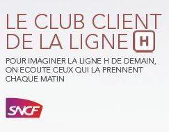 club client ligne H