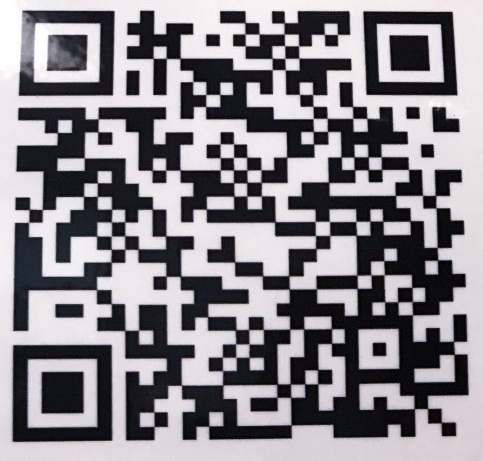 Scanner le QR code